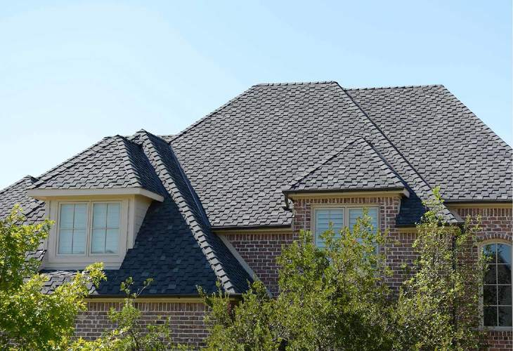 Shasta HD Ridge - Granite Gray
