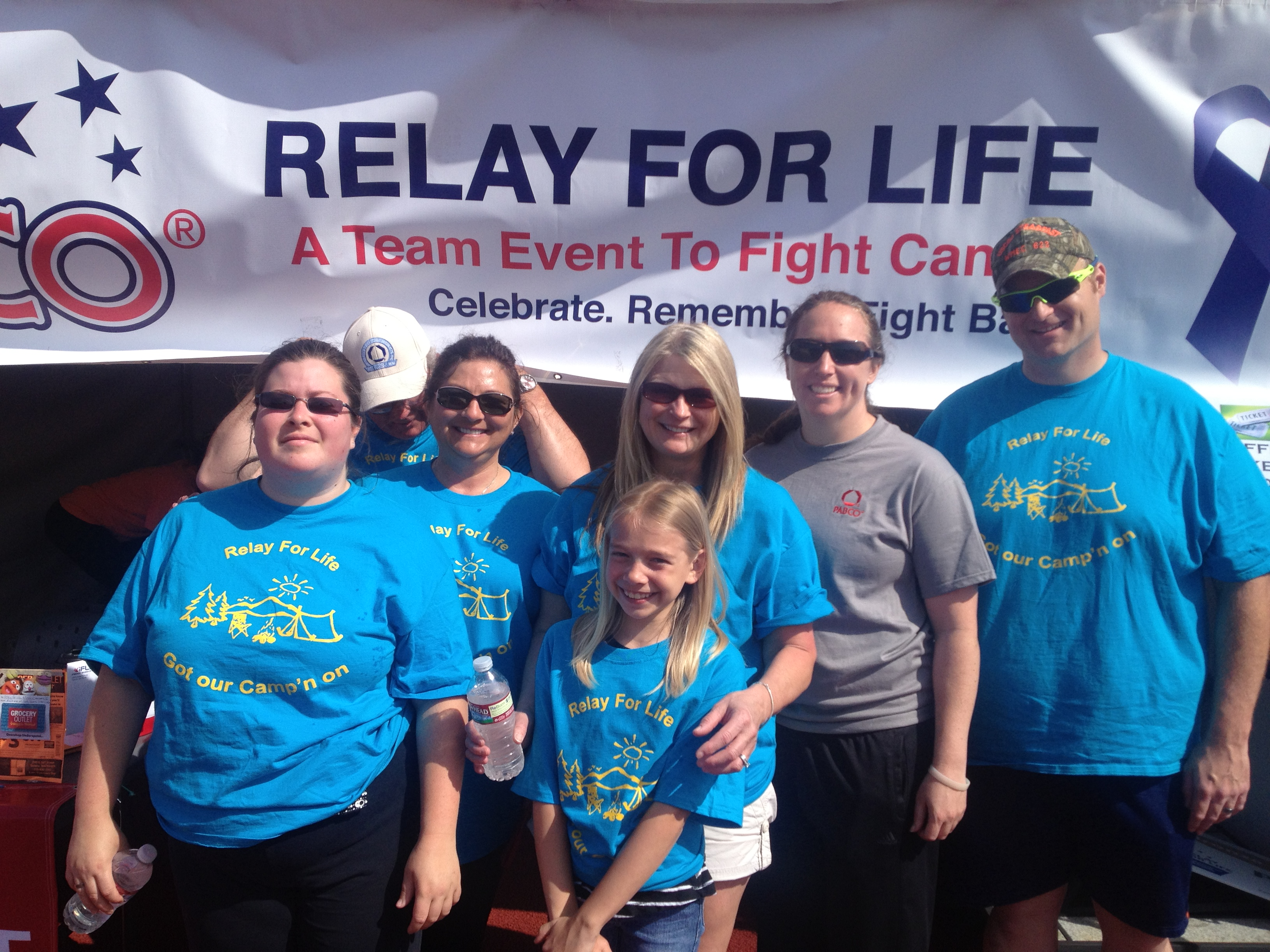 Relay for Life 2014(2)