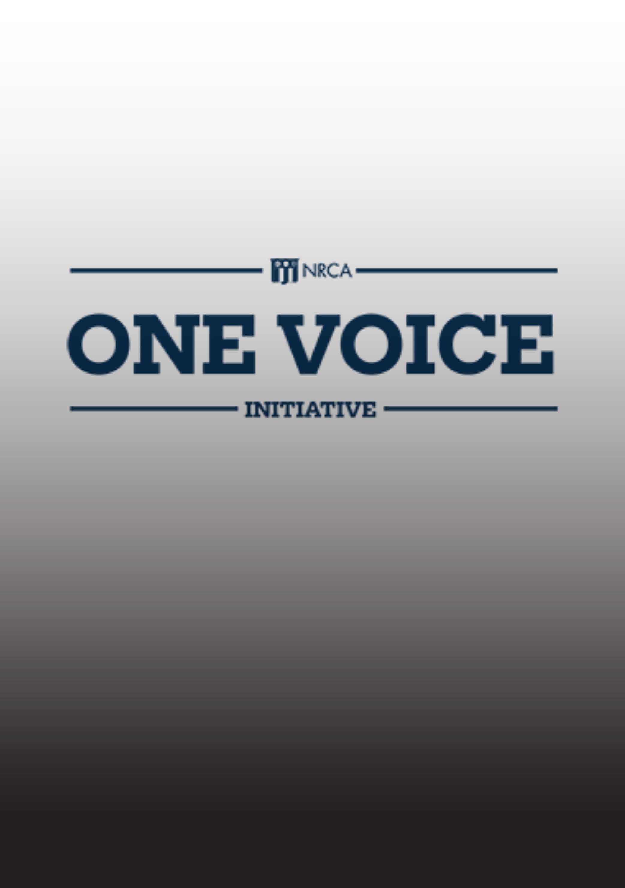 PABCO® & NRCA | One Voice Initiative