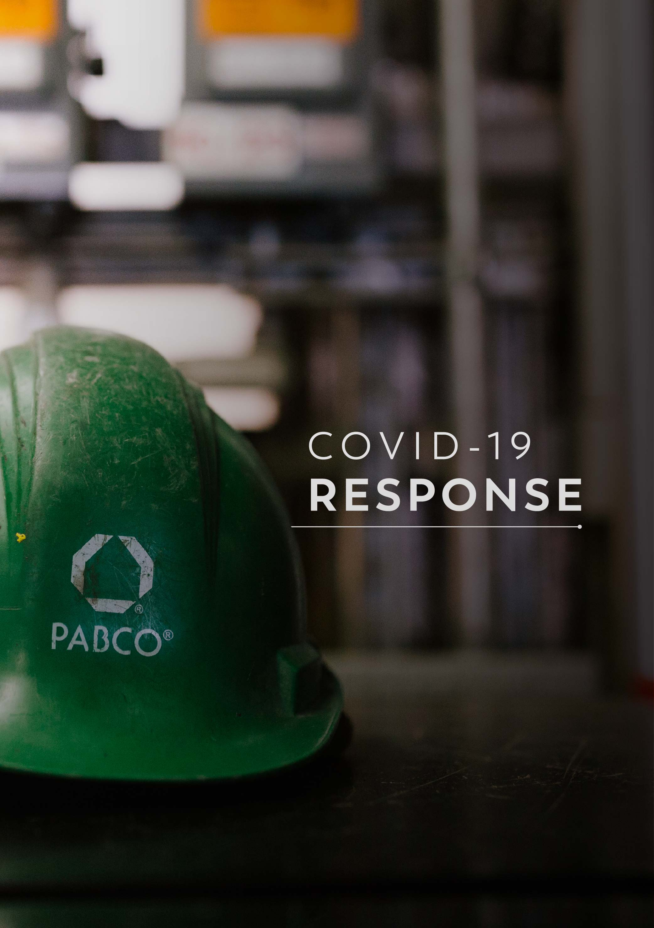 COVID-19 Response | PABCO Roofing Products